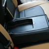 Черно-бежевые авточехлы для Citroen C5 №7