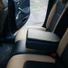 Черно-бежевые авточехлы для Citroen C5 №8