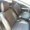 Honda Civic Coupe - авточехлы, перетяжка сидений