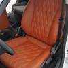 Чехлы для Chevrolet Cruze из коричневой экокожи №1
