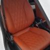 Чехлы для Chevrolet Cruze из коричневой экокожи №2