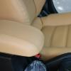 Бежевые топовые чехлы Chevrolet Cruze №1