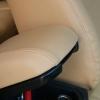Бежевые топовые чехлы Chevrolet Cruze №2