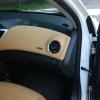 Бежевые топовые чехлы Chevrolet Cruze №7