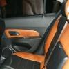 Чехлы из экокожи Chevrolet Cruze №15