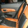 Чехлы из экокожи Chevrolet Cruze №16