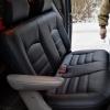 Чехлы для Dodge Caravan из черной  экокожи №8