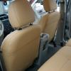 Бежевые чехлы из экокожи для Ford Escape 2008 USA №8