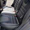 Чехлы для Ford Focus 3 из черно-серой  экокожи №6