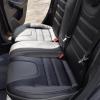 Чехлы для Ford Focus 3 из черно-серой  экокожи №7