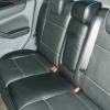 Чехлы из черной экокожи для Ford Focus 2 №2