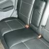 Чехлы из черной экокожи для Ford Focus 2 №5