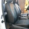 Чехлы из черной экокожи для Ford Focus 2 №10
