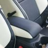 Черно-белые чехлы для Ford Focus Trend Sport №2