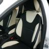 Черно-белые чехлы для Ford Focus Trend Sport №5