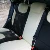 Черно-белые чехлы для Ford Focus Trend Sport №6