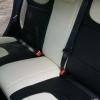 Черно-белые чехлы для Ford Focus Trend Sport №7