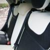 Черно-белые чехлы для Ford Focus Trend Sport №9