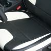 Черно-белые авточехлы для Ford Focus 3 Titanium №3