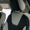 Черно-белые авточехлы для Ford Focus 3 Titanium №6