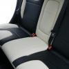 Черно-белые авточехлы для Ford Focus 3 Titanium №8