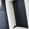 Черно-белые авточехлы для Ford Focus 3 Titanium №10