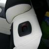 Черно-белые авточехлы для Ford Focus 3 Titanium №12