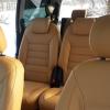 Чехлы для Ford Galaxy из бежевой экокожи №10