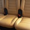 Чехлы для Ford Galaxy из бежевой экокожи №11