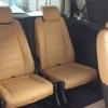 Чехлы для Ford Galaxy из бежевой экокожи №15