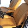 Чехлы для Ford Galaxy из бежевой экокожи №4