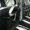 Авточехлы из черно-белой экокожи для Ford Galaxy №8