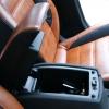 Чехлы из черно-коричневой экокожи для Ford Mondeo 4 №10