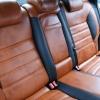 Чехлы из черно-коричневой экокожи для Ford Mondeo 4 №12