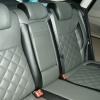 Чехлы из серо-черной экокожи для Ford Mondeo 4