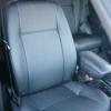 Топовые авточехлы из экокожи Land Rover Freelander №1