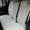 Авточехлы из белой экокожи для Land Rover Freelander №4