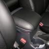 Черные чехлы из экокожи для Suzuki Grand Vitara 5D
