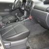 Черные чехлы из экокожи для Suzuki Grand Vitara 5D №1