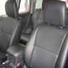 Черные чехлы из экокожи для Suzuki Grand Vitara 5D №5