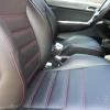 Топовые авточехлы с утяжкой для Honda Civiс 3D 7 №7