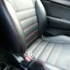Топовые авточехлы с утяжкой для Honda Civiс 3D 7 №13