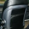 Чехлы из черной экокожи для Honda CRV 3 фото 2