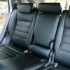 Чехлы из черной экокожи для Honda CRV 3 фото 4