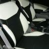Топовые авточехлы из экокожи для Honda Civic New №1