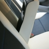 Топовые авточехлы из экокожи для Honda Civic New №3