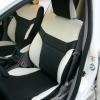 Топовые авточехлы из экокожи для Honda Civic New №6