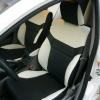 Топовые авточехлы из экокожи для Honda Civic New №7