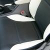 Топовые авточехлы из экокожи для Honda Civic New №8