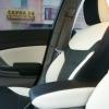Топовые авточехлы из экокожи для Honda Civic New №9